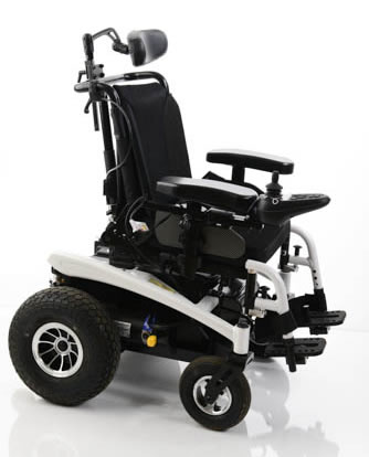 Pride Jazzy Sparky from Easy Mobility