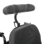 Invacare Spectra XTR 2 showing headrest