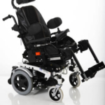 Invacare Spectra XTR 2 shown in tilt-in-space