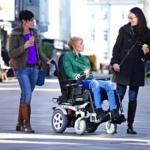 Invacare Spectra XTR 2 shown in use