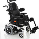 Invacare Spectra XTR 2 shown with the modulite seating