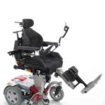 Invacare Storm 4 with matrix backrest and iPortal