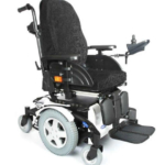 Invacare TDX 2NB in arctic white