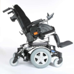 Invacare TDX 2NB shown in tilt
