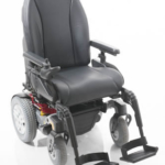 Pride Mobility Lightning with tru-comfort seating