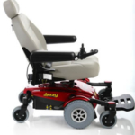 Pride Mobility Jazzy Select 6 with electric backrest