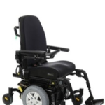 Pride Mobility Quantum Q6 Edge with the synergy tru-comfort plus seating