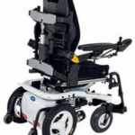 Invacare Spectra XTR3 from the back
