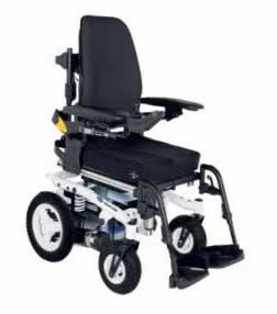 Invacare Spectra XTR3 from the front