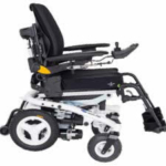Invacare Spectra XTR3 from the side