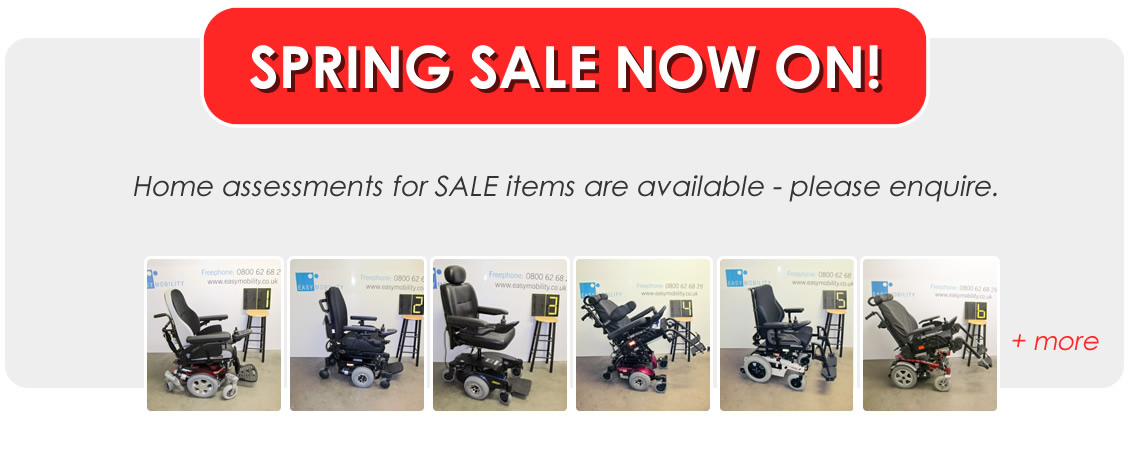 Easy Mobility Spring Sale 2018
