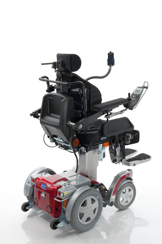 Used Electric Wheelchair >> Storm4 by Invacare - Easy Mobility UK
