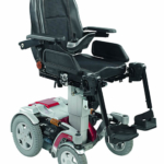 Invacare Storm4 X-plore shown in hi-low