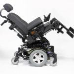 Invacare TDX SP2 show in tilt-in-space