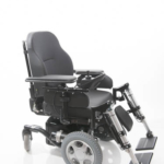 Sunrise Medical XP shown with active headrest