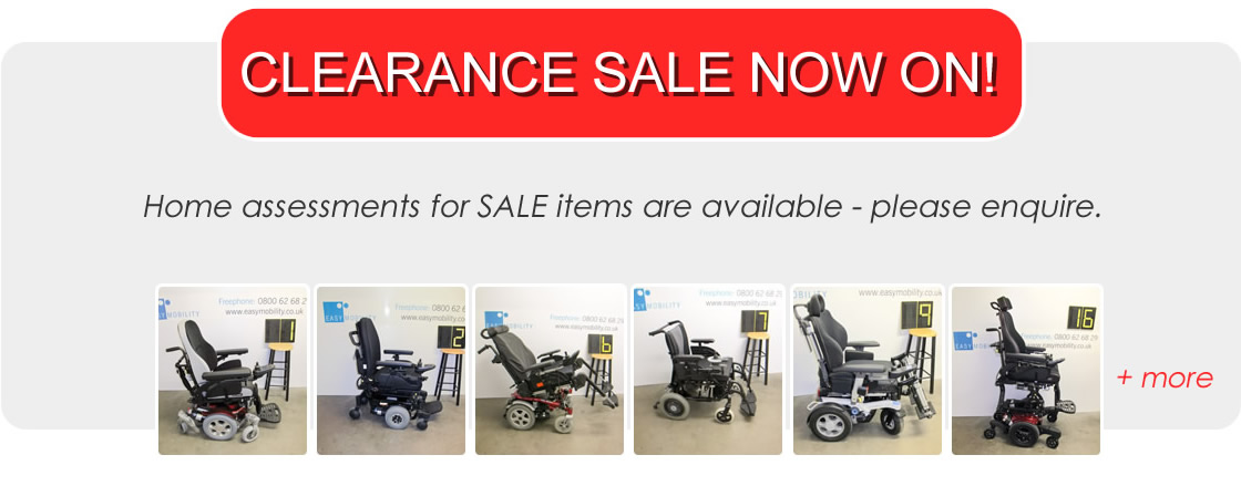 Easy Mobility Clearance Sale Now On